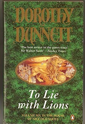 To Lie with Lions : The Sixth Book of the House of Niccolo