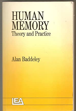 Human Memory : Theory and Practice