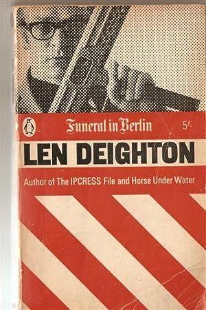 Funeral in Berlin: Len Deighton