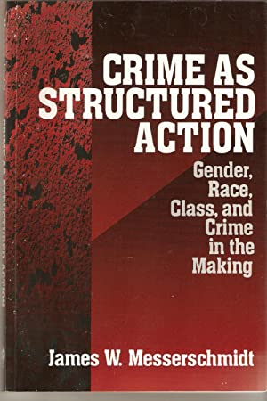 Crime as Structured Action : Gender, Race, Class, and Crime in the Making