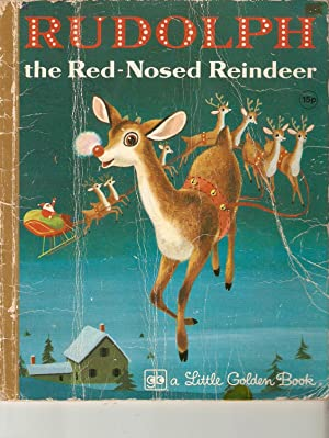 Rudolph the Red-Nosed Reindeer; a Little Golden: Barbara Shook Hazen,