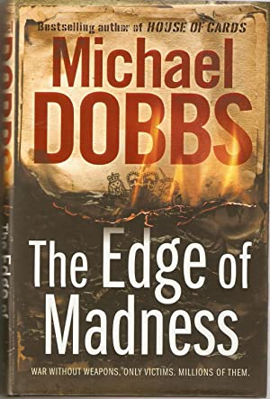 The Edge of Madness (Signed first Edition, first printing)