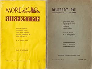 Bilberry Pie. Conversation Pieces Illustrating the Social and Bibulous History of Cannock Chase e...