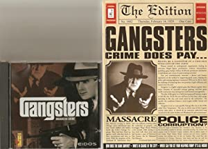 Gangsters. Organized Crime.Crime Does Pay. The Edition (Book + Accompanying CD Rom Interactive Di...