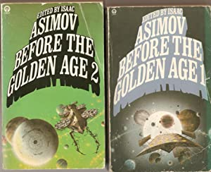Before the Golden Age . Set of the 4 Books.Vols. 1,2,3 and 4