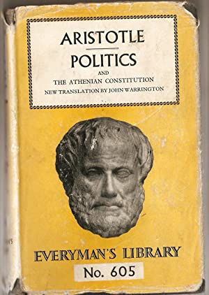 Aristotle. Politics and the Athenian Constitution.