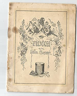 Punch or the London Charivari .Selections from Punch. Vintage 16 Page Booklet