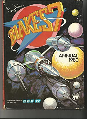 Terry Nation's Blakes 7 Annual 1980