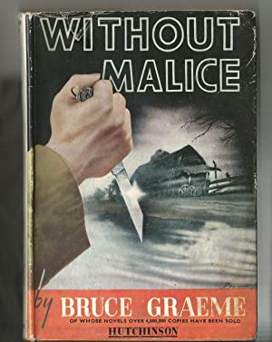 Without Malice. Detective Sergeant Marsh Mystery