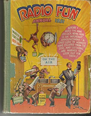 Radio Fun Annual 1951