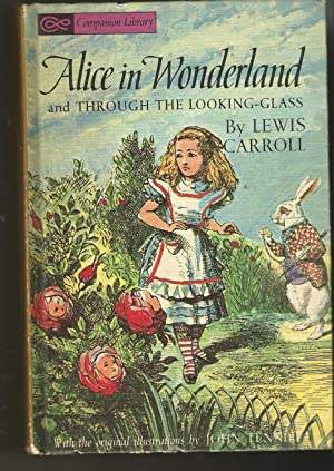 Alice in Wonderland and Through the Looking Glass; Five Little Peppers and How they Grew.Two Book...