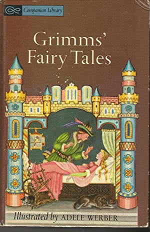 Andersen's Fairy Tales: Grimms' Fairy Tales.Two Books: Hans Christian Andersen;