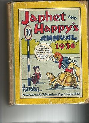 Japhet and Happy's Annual 1936