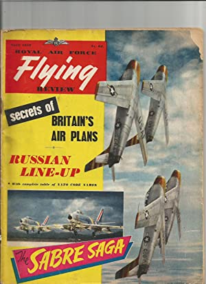 Royal Air Force Flying Review April 1957