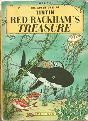 Red Rackham's Treasure (The Adventures of Tintin)