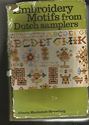 Embroidery Motifs from Dutch Samplers