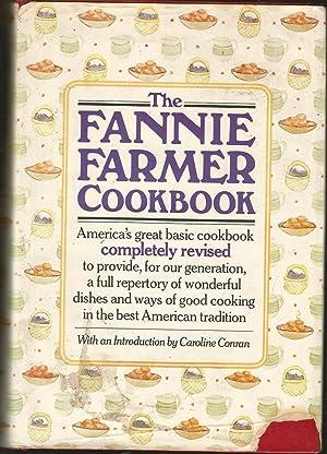 The Fannie Farmer Cookbook: Fannie Farmer. Marion