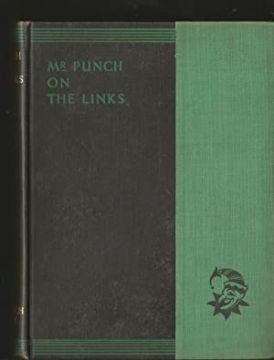 Mr Punch on the Links. The New Punch Library. Vol. 14.