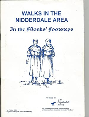 Walks in the Nidderdale Area. In the Monks' Footsteps
