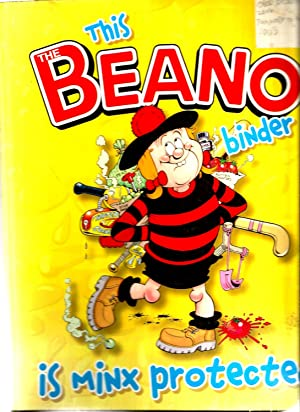 Beano Comic.20 Assorted Dated 2002-2005 in Binder