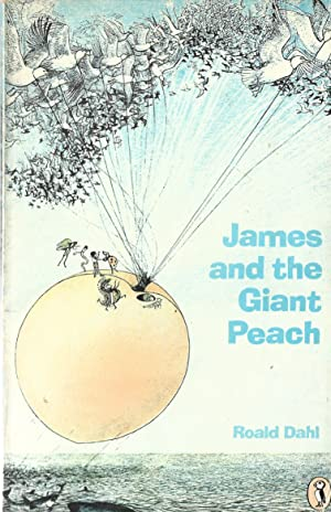 The Magic Finger PLUS James and the Giant Peach. 2 Separate Books