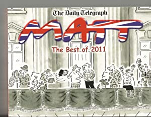 The Best of Matt PLUS Daily Mail 8 Page Souvenir Newspaper Pull Out, 50 Glorious Years of Mac, Co...