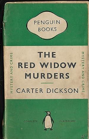 The Red Widow Murders: Carter Dickson