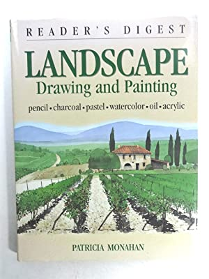 Landscape Drawing and Painting: Pencil, Charcoal, Pastel,: Patrica Monahan