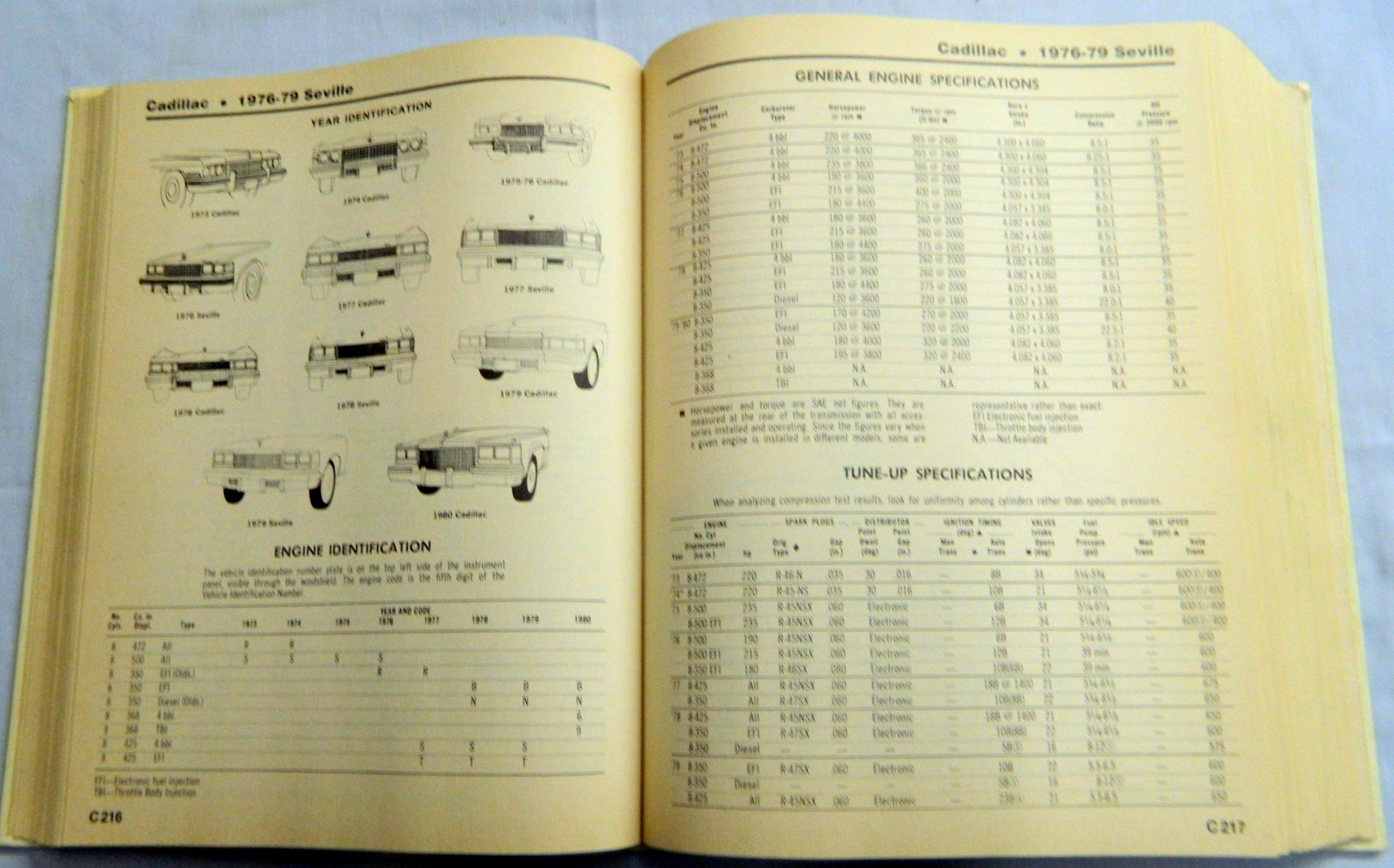CHILTON'S AUTO REPAIR MANUAL 1980: American Cars from 1973 through 1980:  Chilton's Automotive .