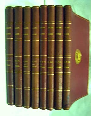 SCHILLER'S WORKS (4 Vols.--8 Books): Schiller, Frederick, Illustrated