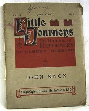 Little Journeys to Homes of Great Reformers: Hubbard, Elbert