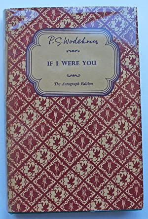 If I Were You: Wodehouse, P G