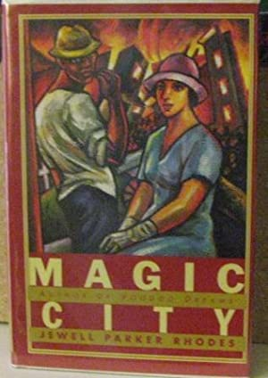 Magic City: Rhodes, Jewell Parker
