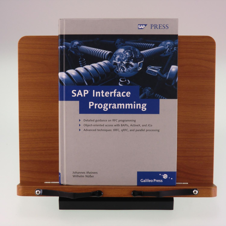 SAP Interface Programming: A comprehensive