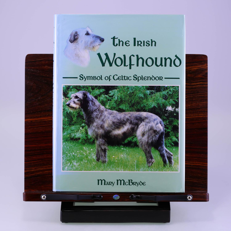 The Irish Wolfhound Symbol Of Celtic Splendor By Mcbryde Mary