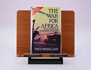 War for Africa: 12 Months That Transformed a Continent: Bridgland, Fred
