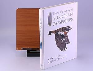 Moult and Ageing of European Passerines: Jenni, Lukas; Winkler, Raffael