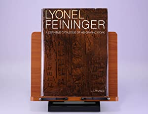 Lyonel Feininger; a definitive catalogue of his: Prasse, Leona E.