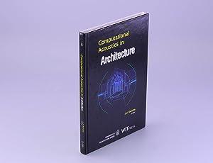 Computational Acoustics in Architecture (Advances in Architecture Volume 8): Sendra, J. J.; Sendra,...