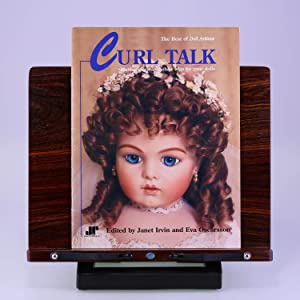 Curl Talk: Making glorious mohair wigs for your dolls