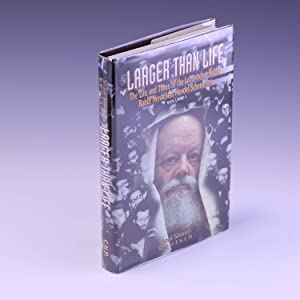 Larger than life: The life and times: Deutsch, Shaul Shimon