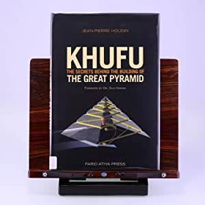 Khufu: The Secrets Behind the Building of: Houdin, Jean-Pierre