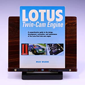 Lotus Twin-Cam Engine: Wilkins, Miles
