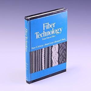 Fiber Technology: From Film to Fiber (International: Krassig, Hans A.