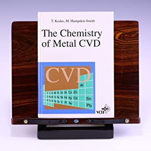 The Chemistry of Metal CVD: Kodas, Toivo T.;