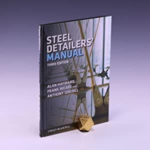 steel detailers manual by alan hayward frank weare a c oakhill rh abebooks com