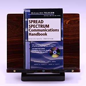 9780071382151: Spread Spectrum Communications Handbook, Electronic