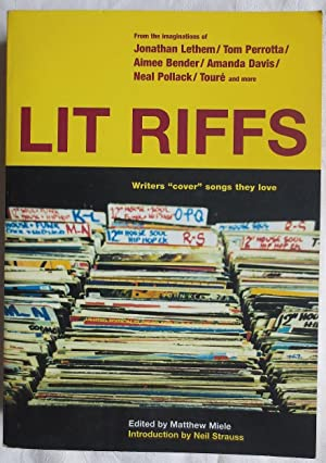 Lit riffs : a collection of original stories inspired by songs
