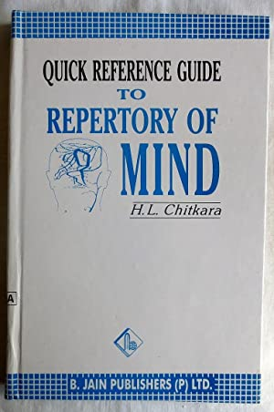 Quick reference guide to repertory of mind