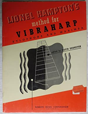 Lionel Hampton's method for vibraharp, xylophone and marimba